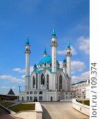 Купить «Мечеть Кул Шариф, Казань», фото № 109374, снято 29 апреля 2006 г. (c) Кучкаев Марат / Фотобанк Лори
