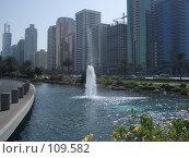 Купить «Улица в Дубае», эксклюзивное фото № 109582, снято 13 августа 2005 г. (c) Natalia Nemtseva / Фотобанк Лори