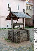 Купить «Колодец в Кремле», фото № 114998, снято 18 июля 2007 г. (c) Parmenov Pavel / Фотобанк Лори