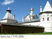 Купить «Кремль города Ростова», фото № 115006, снято 19 июля 2007 г. (c) Parmenov Pavel / Фотобанк Лори