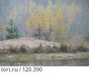 Купить «Пастельная осень, островок в туманной дымке», фото № 120390, снято 20 октября 2007 г. (c) Иван / Фотобанк Лори