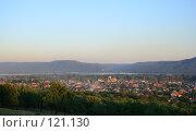 Купить «Тольятти, п. Федоровка», фото № 121130, снято 11 августа 2007 г. (c) Алексей Баринов / Фотобанк Лори
