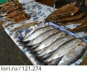 Байкальская рыба. Стоковое фото, фотограф Любовь Веселова / Фотобанк Лори