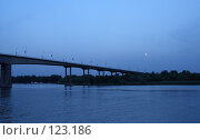 Мост через реку Дон (2007 год). Стоковое фото, фотограф Арестов Андрей Павлович / Фотобанк Лори