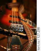 Купить «Гитара», фото № 127298, снято 1 июня 2007 г. (c) Морозова Татьяна / Фотобанк Лори