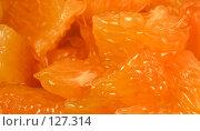 Купить «Грейпфрутовый фон», фото № 127314, снято 23 октября 2007 г. (c) Наталья Герасимова / Фотобанк Лори