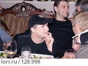 Купить «Андрей Данилко, Верка Сердючка, артист, певец, композитор, юморист, продюсер Бари Алибасов», фото № 128998, снято 24 ноября 2007 г. (c) Андрей Старостин / Фотобанк Лори