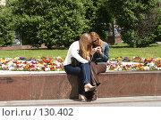 Купить «Подруги», эксклюзивное фото № 130402, снято 3 июня 2005 г. (c) Ирина Мойсеева / Фотобанк Лори