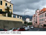 Остров Мадейра, г.Фуншал, улица Estrada Monumental (2005 год). Редакционное фото, фотограф Влада Посадская / Фотобанк Лори