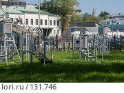 Купить «Метеостанция в Москве», фото № 131746, снято 9 августа 2007 г. (c) Юрий Синицын / Фотобанк Лори