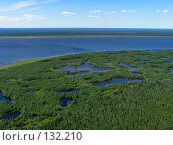 Купить «Вид Енисея», фото № 132210, снято 5 июля 2004 г. (c) Serg Zastavkin / Фотобанк Лори