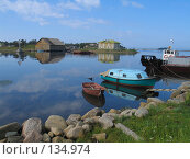 Купить «Залив Белого  моря», фото № 134974, снято 16 августа 2007 г. (c) Ярослава Синицына / Фотобанк Лори