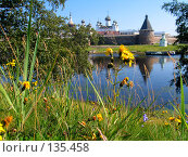 Купить «Соловецкий монастырь», фото № 135458, снято 16 августа 2007 г. (c) Ярослава Синицына / Фотобанк Лори
