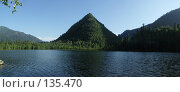Теплые озера на реке Снежная. Мертвое озеро. Редакционное фото, фотограф Константин Газизов / Фотобанк Лори