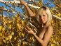Девушка и золотая осень, фото № 138286, снято 18 сентября 2005 г. (c) Serg Zastavkin / Фотобанк Лори