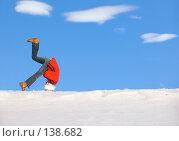 """Купить «""""Вверх дном""""», фото № 138682, снято 3 декабря 2005 г. (c) Serg Zastavkin / Фотобанк Лори"""
