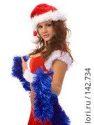 Купить «Новый год», фото № 142734, снято 8 декабря 2007 г. (c) Валентин Мосичев / Фотобанк Лори