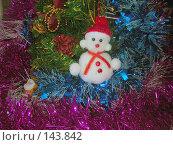 Купить «Новогодние мотивы», фото № 143842, снято 10 декабря 2007 г. (c) Geo Natali / Фотобанк Лори