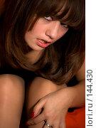 Купить «Манящий взгляд», фото № 144430, снято 18 ноября 2007 г. (c) Петухов Геннадий / Фотобанк Лори
