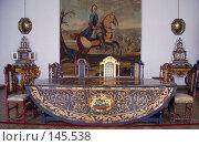 Купить «Интерьер старинной комнаты. 18 век», фото № 145538, снято 14 августа 2007 г. (c) Арестов Андрей Павлович / Фотобанк Лори