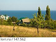 Купить «Курорт Бетта (побережье Черного моря)», фото № 147562, снято 12 августа 2007 г. (c) Петухов Геннадий / Фотобанк Лори