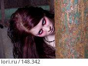 Купить «Женщина-вампир», фото № 148342, снято 7 декабря 2007 г. (c) Efanov Aleksey / Фотобанк Лори