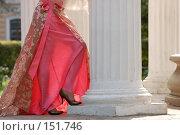 Купить «Модное женское платье», фото № 151746, снято 29 сентября 2007 г. (c) Александр Катайцев / Фотобанк Лори