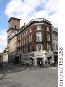 Купить «Дания. Копенгаген. Городской пейзаж», фото № 153258, снято 19 июля 2007 г. (c) Александр Секретарев / Фотобанк Лори