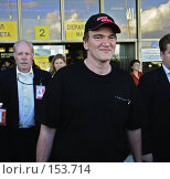 Купить «Квентин Тарантино», фото № 153714, снято 16 июня 2004 г. (c) Vasily Smirnov / Фотобанк Лори