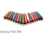 Купить «Набор цветных карандашей», фото № 153734, снято 19 декабря 2007 г. (c) Валерия Потапова / Фотобанк Лори