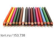 Купить «Набор цветных карандашей», фото № 153738, снято 19 декабря 2007 г. (c) Валерия Потапова / Фотобанк Лори