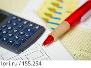 Купить «Финансовый прогноз», фото № 155254, снято 20 декабря 2007 г. (c) Олег Селезнев / Фотобанк Лори
