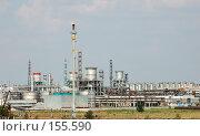 Купить «Оренбургский газоперерабатывающий завод», фото № 155590, снято 19 августа 2007 г. (c) Александр Катайцев / Фотобанк Лори