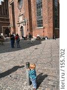 Купить «Дания. Копенгаген. Городской пейзаж», фото № 155702, снято 19 июля 2007 г. (c) Александр Секретарев / Фотобанк Лори
