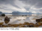 Купить «Фьорд в Норвегии», фото № 156282, снято 9 августа 2005 г. (c) Cветлана Гладкова / Фотобанк Лори