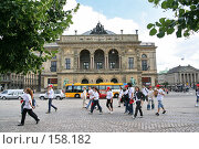 Купить «Дания. Копенгаген. Городской пейзаж», фото № 158182, снято 19 июля 2007 г. (c) Александр Секретарев / Фотобанк Лори