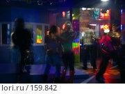Купить «Ночной клуб. Движение на танцполе», фото № 159842, снято 4 февраля 2006 г. (c) Harry / Фотобанк Лори