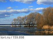 Озеро Плещеево весной (2007 год). Редакционное фото, фотограф Юлия Паршина / Фотобанк Лори