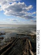 Купить «Озеро Плещеево весной», фото № 159902, снято 1 апреля 2007 г. (c) Юлия Паршина / Фотобанк Лори