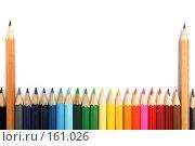 Купить «Набор карандашей», фото № 161026, снято 9 октября 2006 г. (c) Александр Паррус / Фотобанк Лори
