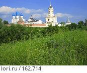 Купить «Серпухов, Подмосковье, Высоцкий монастырь», фото № 162714, снято 28 июня 2006 г. (c) ИВА Афонская / Фотобанк Лори