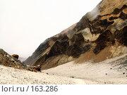Купить «Отроги  Мутновского вулкана. Камчатка.», фото № 163286, снято 27 июня 2007 г. (c) Николай Коржов / Фотобанк Лори