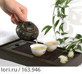 Купить «Китайская чайная церемония», фото № 163946, снято 30 декабря 2007 г. (c) Татьяна Белова / Фотобанк Лори