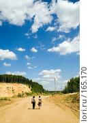 Купить «Назад, к природе!», фото № 165170, снято 23 июня 2007 г. (c) Сергей Байков / Фотобанк Лори