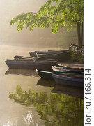 Купить «Туманное утро», фото № 166314, снято 27 апреля 2007 г. (c) Михаил Лавренов / Фотобанк Лори