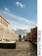 Москва. Вид на политехнический музей (2007 год). Стоковое фото, фотограф Светлана Архи / Фотобанк Лори