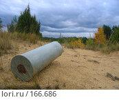Купить «Полигон. Нижегородская область.», фото № 166686, снято 2 сентября 2005 г. (c) Карелин Д.А. / Фотобанк Лори