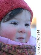 Купить «Румяные щеки», фото № 167914, снято 4 января 2008 г. (c) Екатерина Соловьева / Фотобанк Лори