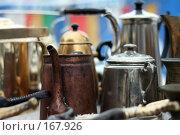 Купить «Старинная посуда», фото № 167926, снято 2 января 2008 г. (c) Екатерина Соловьева / Фотобанк Лори