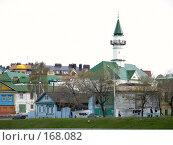 Купить «Старотатарская слобода», фото № 168082, снято 4 мая 2007 г. (c) Рашит Загидуллин / Фотобанк Лори